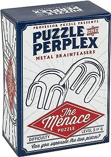 Professor Puzzle and Perplex The Menace Brain Teaser