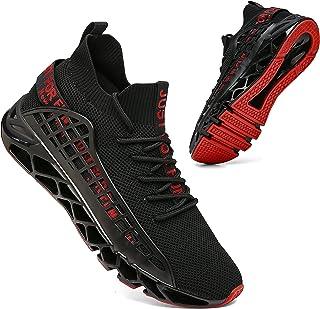 K DUORO Herren Sneaker Laufschuhe Atmungsaktive Sportschuhe Turnschuhe Leichtgewicht Fitness Outdoors Straßenlaufschuhe Sc...