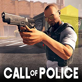Call Of Police Duty 3D Game: Battlefield Crime Town Gangster Escape