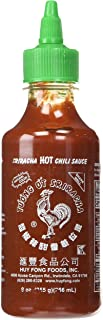 Huy Fong Sriracha Hot Chili Sauce, 9 Ounce (Pack of 12)