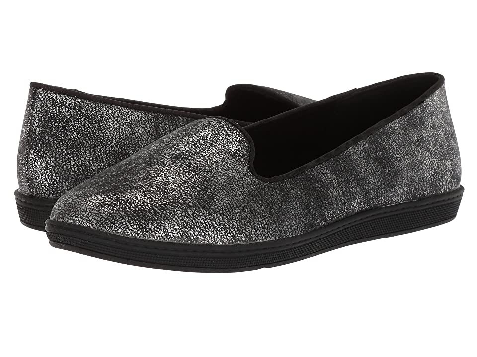 Soft Style Faline (Black Mist) Women's Slip on  Shoes