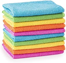 MTS 10/20/30/40/50 Microfibre Cleaning Cloths Dusters Car Bathroom Polish Towels (10)