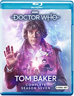 Doctor Who: Tom Baker Complete S7 (Blu-ray)
