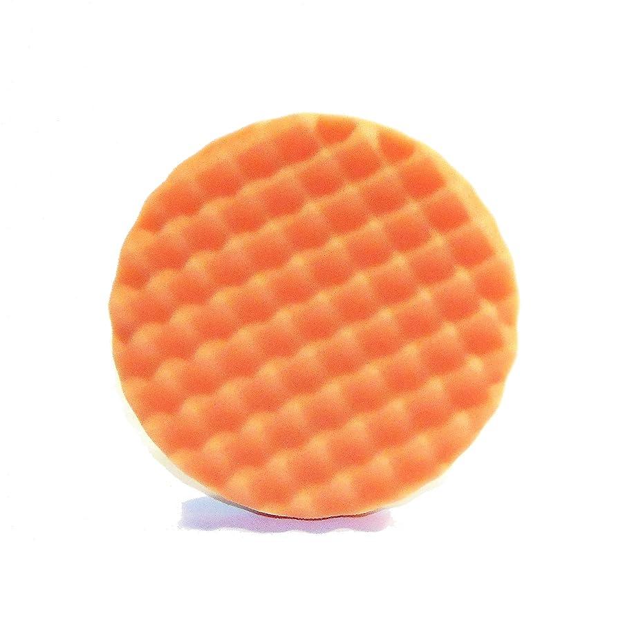 Optimum (22585) Waffle Foam Pad (Firmest Cutting), Orange, 3.25