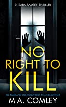 No Right To Kill (DI Sara Ramsey Book 1) (English Edition)