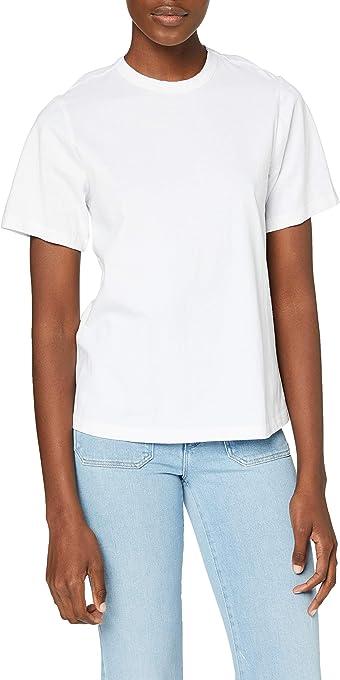 YAS Yassarita O-Neck Tee-Noos S. T-Shirt Donna