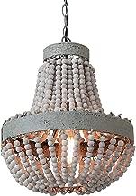 Best wood bead chandeliers Reviews