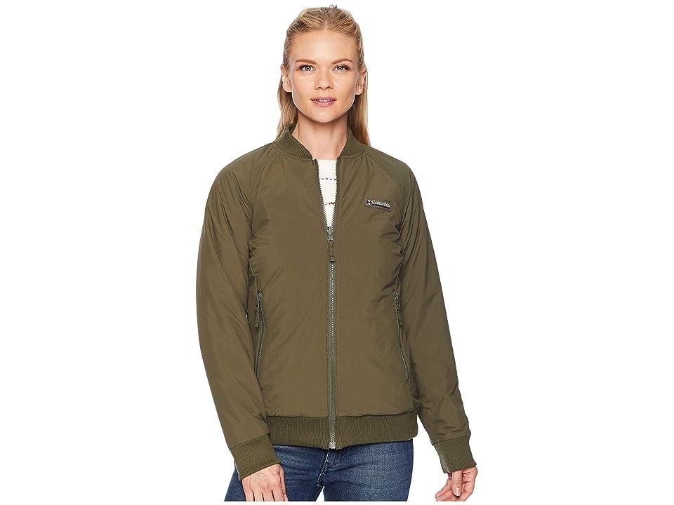 Columbia PNW Reversatilitytm Jacket (Peatmoss/Rose Dust) Women
