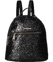 Glitter Dome Midi Backpack
