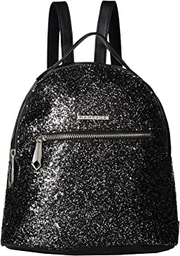 Glitter Dome Midi Backpack