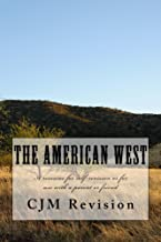 The American West: A self-revision guide or a tool to be used with parents or friends