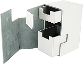 Ultimate Guard Flip 'n' Tray XenoSkin Deck Box, White