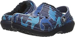 Classic Lined Graphic Clog (Toddler/Little Kid)