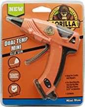 Gorilla 8401508 Mini Dual Temp, Glue Gun