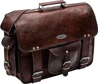 Handmade World leather messenger bags for men women 18