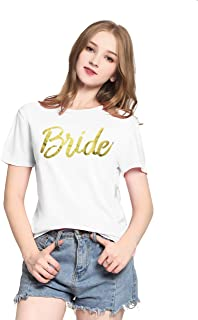 Best bride tribe shirts rose gold Reviews