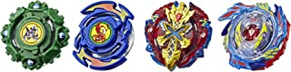Beyblade Burst Evolution Elite Warrior 4-Pack - 4 Iconic Right-Spin Battling Tops, Game ((Amazon Exclusive)