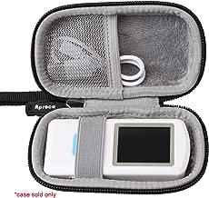 Aproca Hard Travel Storage Case for EMAY/CONTEC Handheld Portable ECG Monitor