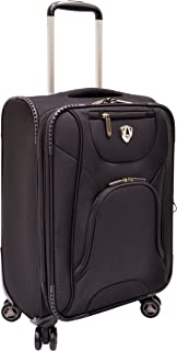 Traveler's Choice Cornwall Lightweight Expandable Spinner Luggage