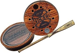 Zink Wicked Series ~ Crystal Acrylic Stabilized Custom Wood Pot Calls ~ Turkey Hunting Call