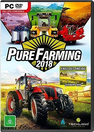 Pure Farming 2018  PC/Mac/Linux Standard Edition