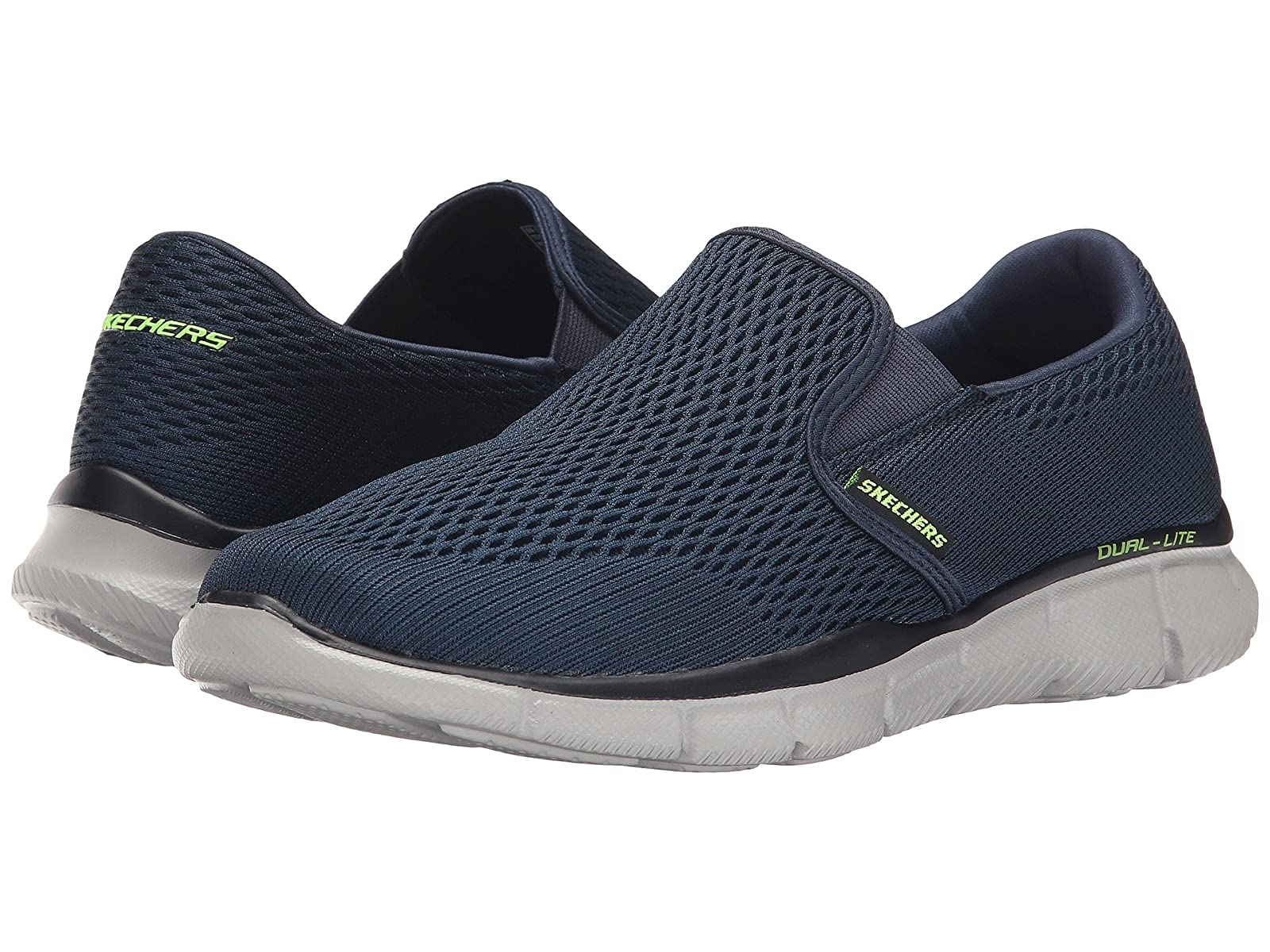 Gentlemen/Ladies:SKECHERS Equalizer Double price Play:Low price Double daily use 874738
