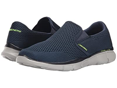 SKECHERS Equalizer Double Play (Navy) Men