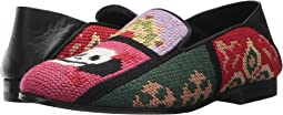 Tapestry Patchwork Slipper