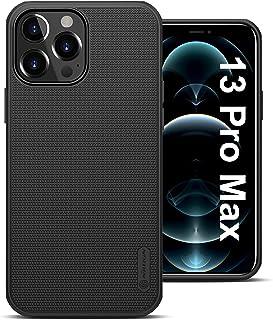 حافظة Nillkin متوافقة مع جراب iPhone 13 Pro Max مقاس 6.7 بوصة متينة شديدة التحمل ومقاومة للصدمات لهاتف iPhone 13 Pro Max 5...
