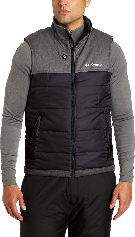 Columbia Men S Electro Amp Core Vest Clothing