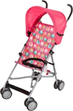 Dorel Juvenile Umbrella Stroller with Canopy - Elephant Train US119DVM