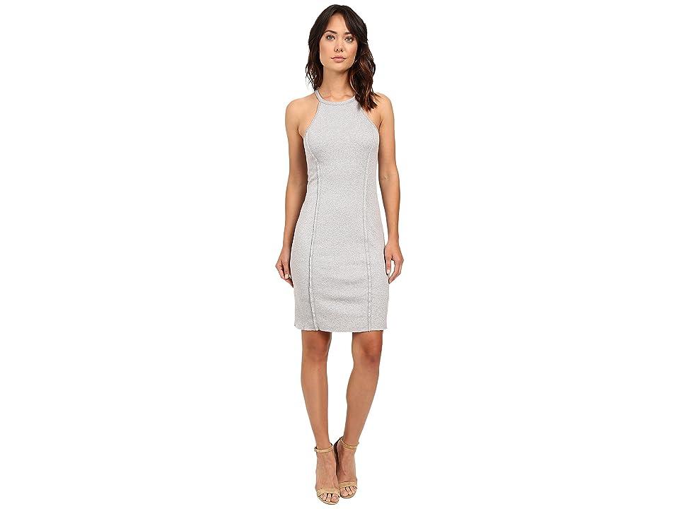 Splendid 2x1 Dress (Heather Grey) Women