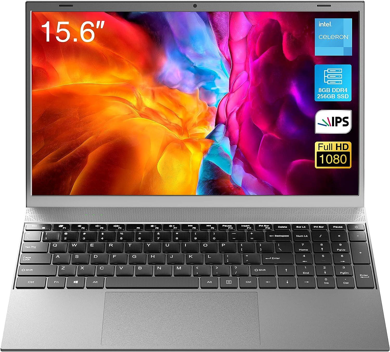 BiTECOOL Laptop Popular 2021 Max 75% OFF New Windows 10 HD IPS Full inches Pro 15.6