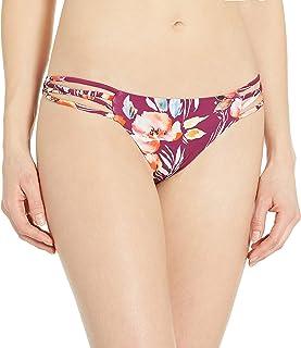 BILLABONG Women's Float on by Tropic Bikini Bottom