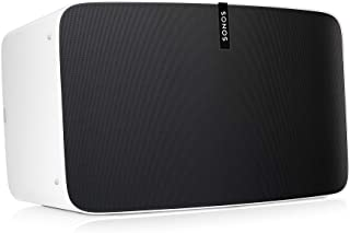 Sonos Play: 5 WLAN Speaker (krachtige WLAN-luidspreker met bestem, kristalhelder stereo geluid - AirPlay compatibele multi...