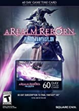 Final Fantasy XIV: A Realm Reborn 60 Day Time Card