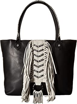 Solana Tote w/ Beads