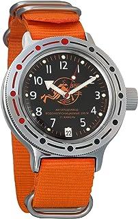 Vostok - Amphibian - 420380 - Reloj de pulsera automático,