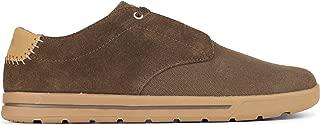 Phil Lace - Men's Casual Canvas Low-Top Sneaker