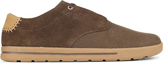 Forsake Phil Lace - Men's Casual Canvas Low-Top Sneaker