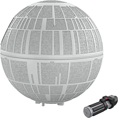 Hallmark Keepsake 2021, Star Wars: A New Hope Collection Death Star Musical Tree Topper with Light