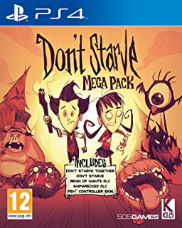 Don't Starve Mega Pack (PS4) (UK IMPORT)