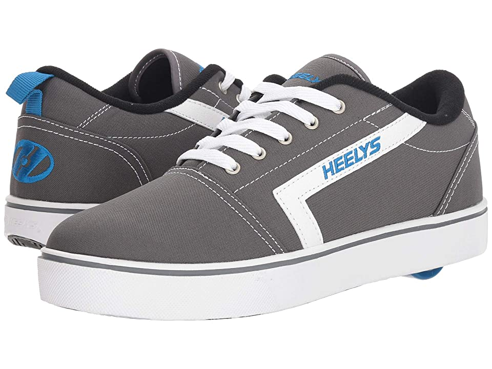 Heelys GR8 Pro (Grey/White/Royal) Boys Shoes