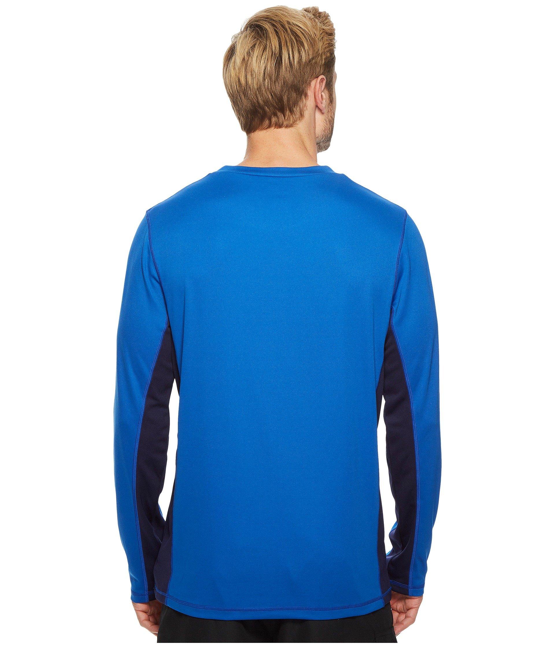 Swim Blue Speedo Sleeve Longview Tee Long Classic TrYYxn