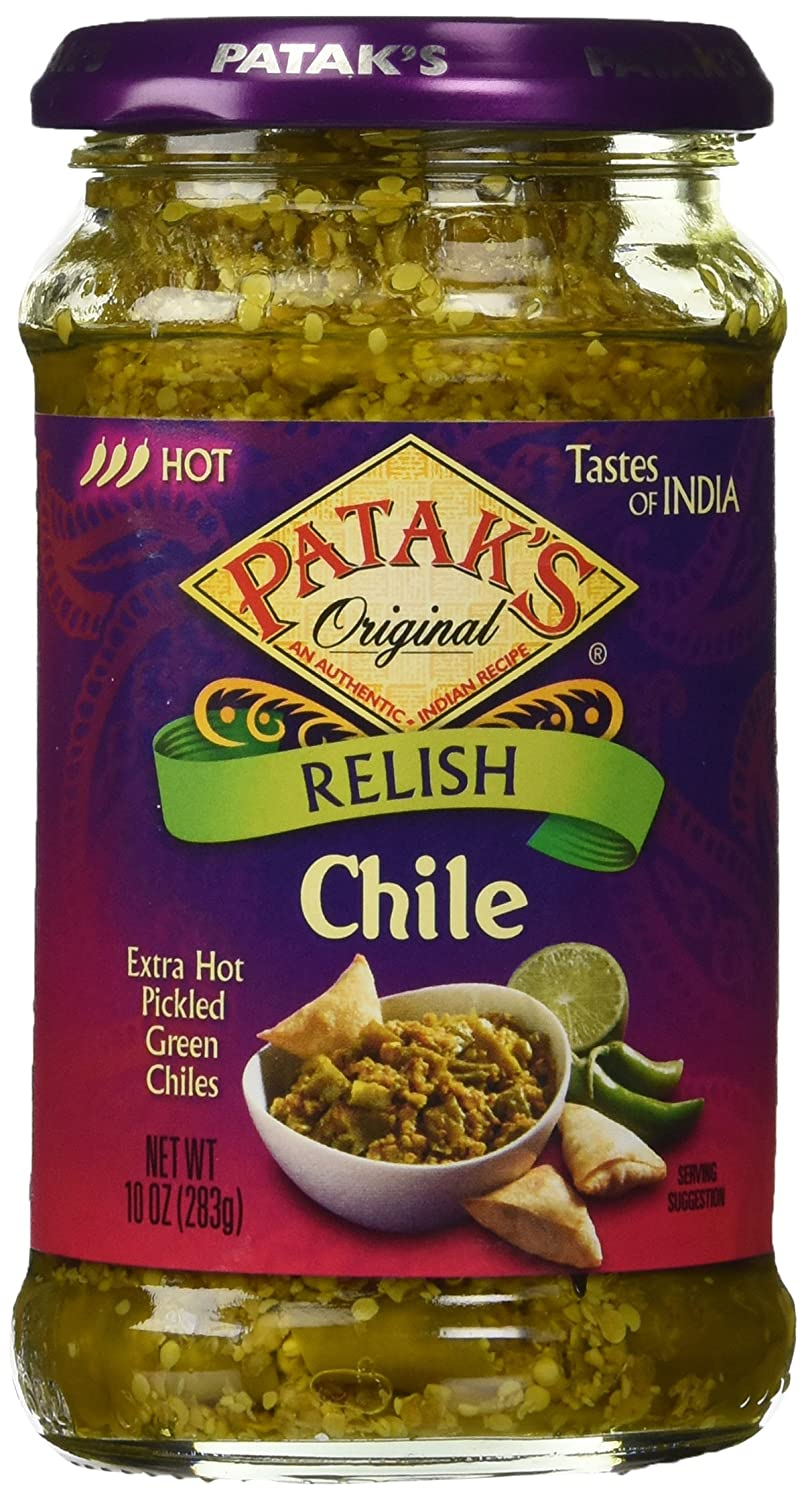 Pataks excellence Pickle Chilli 10 Ounce Direct stock discount