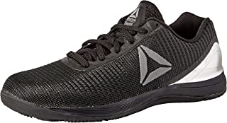 Men's CROSSFIT Nano 7 Sneaker, Met-Black/Silver Met, 11.5 M US