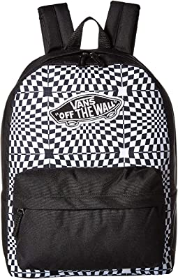 220e4c4d97 Vans. Good Sport Realm Backpack.  40.00. Black Warp Check