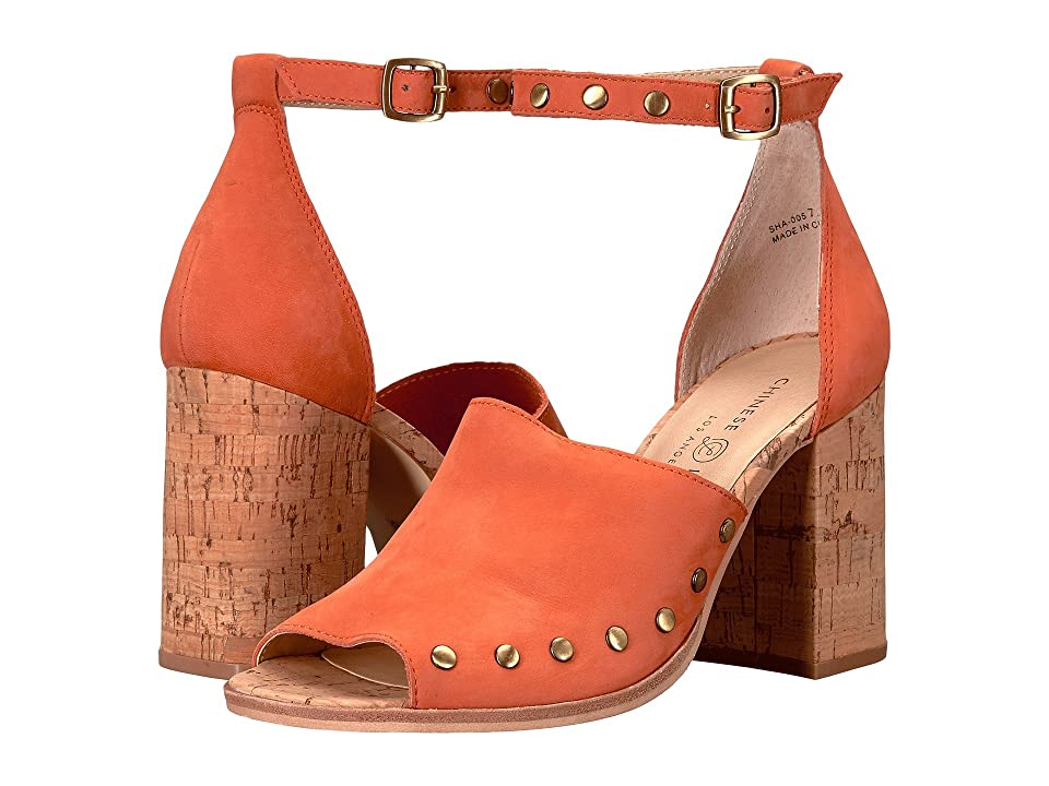 Chinese Laundry Savana Sandal (Nutmeg) High Heels