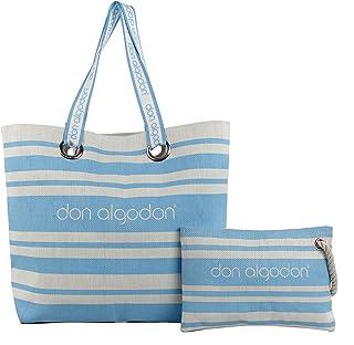 Don algodón, Capazo playa y bolso de mano Beach Edition para Mujer