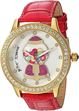 Betsey Johnson - BJ00131-122 - Bubble Gum Pop